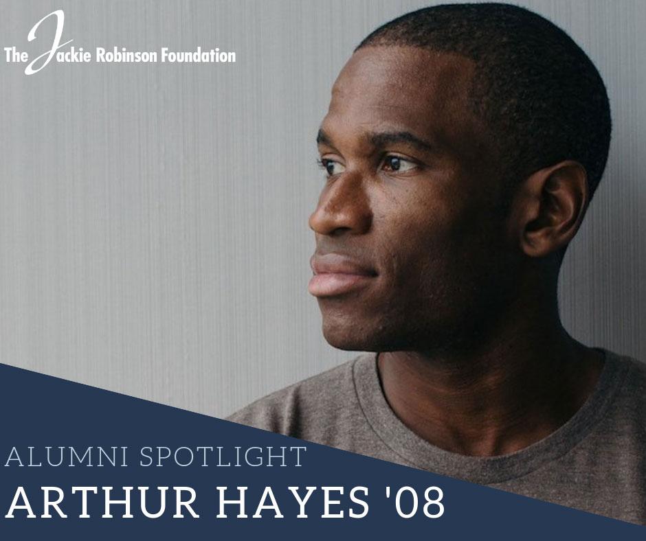 jrf alumni spotlight arthur hayes